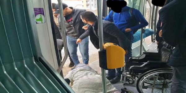 بالفيديو: السيدة التي تعرضت لإعتداء بطرامواي الرباط تكشف تفاصيل ما وقع