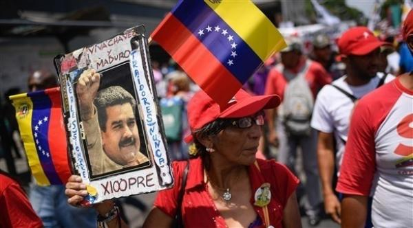 """نكاية بأمريكا.. مادورو يأمر بـ""""استثمار فوري"""" في """"هواوي"""""""