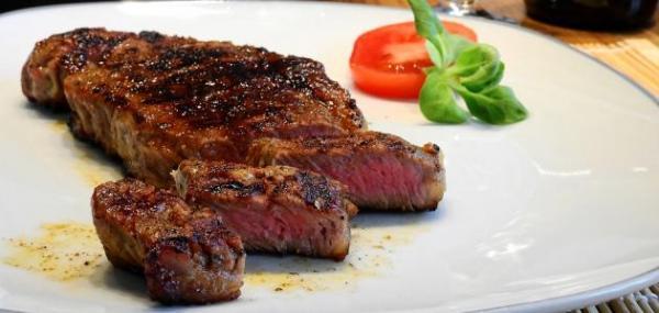 طبق اسكالوب اللحم