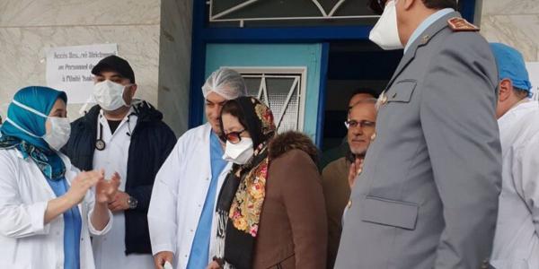 """نسبة حالات الشفاء من """"كورونا"""" في المغرب ترتفع بشكل قياسي والحصيلة تصل إلى 6291 متعاف"""