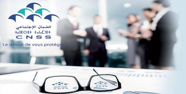 الصندوق الوطني للضمان الاجتماعي يشرع في تسجيل الأشخاص المعنيين بالمساهمة المهنية الموحدة