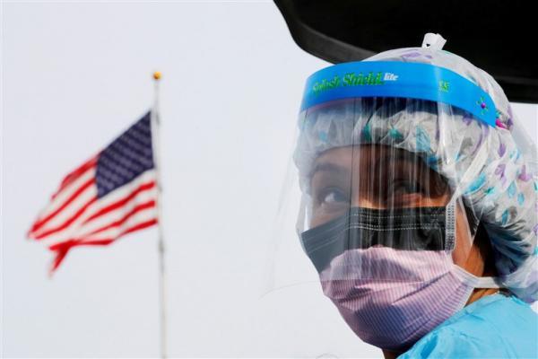 الولايات المتحدة تسجل أعلى حصيلة إصابات يومية منذ بداية تفشي الوباء !