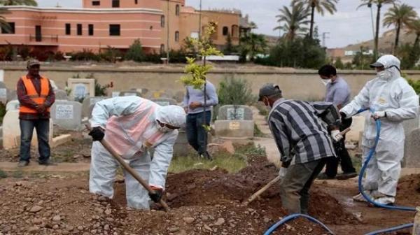 استقرار إصابات كورونا بالمغرب وتراجع طفيف للوفيات