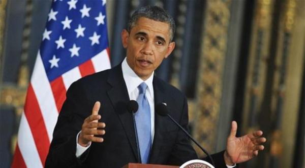 """""""أوباما"""" يتحدث عن اسم """"أذكى زعيم"""" في الخليج"""