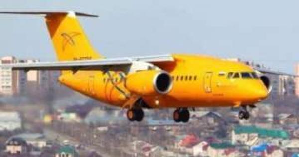 الكشف عن سبب سقوط الطائرة المنكوبة بروسيا