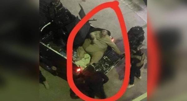"""بالصور..القبض على مفتي داعش """"السمين"""""""