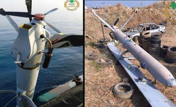 إسقاط طائرتي استطلاع إسرائيليتين فوق الضاحية الجنوبية للبنان