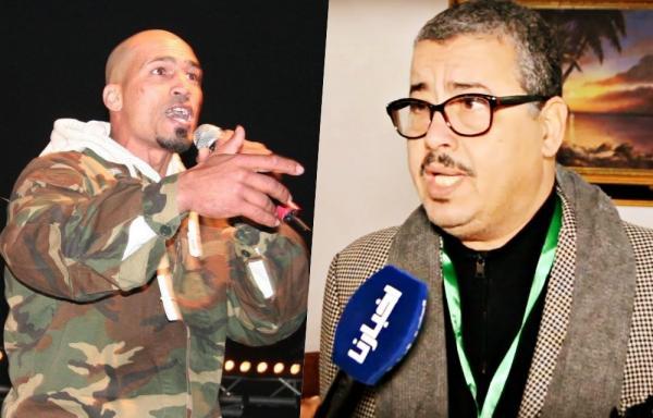 """التجمعي """"ساجد"""" يرسل مغني """"راب"""" وصديقه إلى السجن والبحث لازال جاريا عن مستشار مقال (فيديو)"""