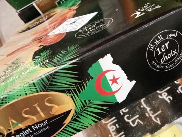 """قبيل دخول رمضان: تمور جزائرية """"محظورة دوليا"""" تغزو الأسواق المغربية ومهتمون يحذرون من خطورتها"""