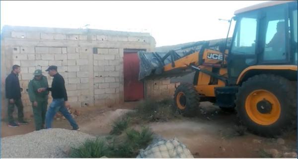 والي جهة بني ملال خنيفرة يشن الحرب على البناء العشوائي ويأمر بهدم 101 بناية عشوائية