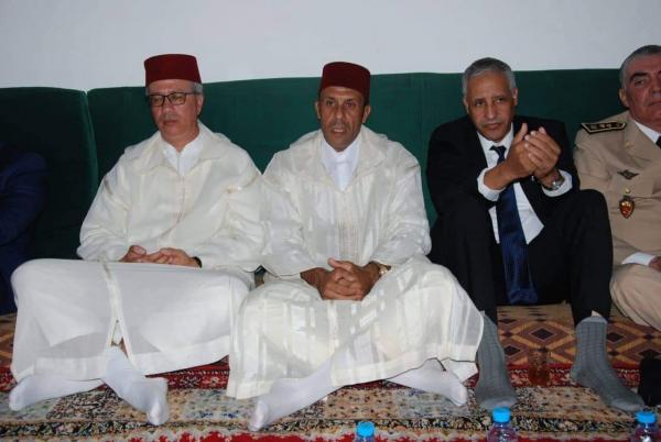 مراكش : مؤسسة مولاي علي الشريف بمراكش تحتفي بدلائل الخيرات بمشاركة شخصيات وازنة