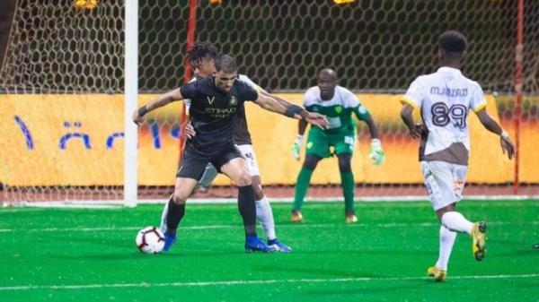 شاهد هدف جديد لعبد الرزاق حمد الله في الدوري السعودي