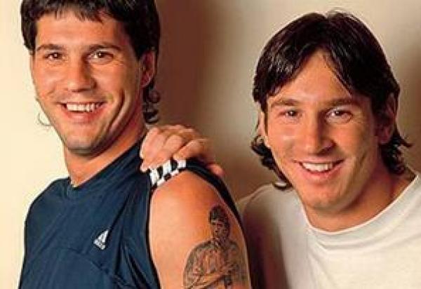 شقيق ميسي يسب ريال مدريد