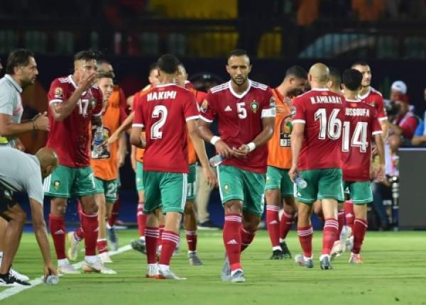 نتائج قرعة تصفيات أمم أفريقيا 2021.. المنتخب المغربي في المجموعة الخامسة
