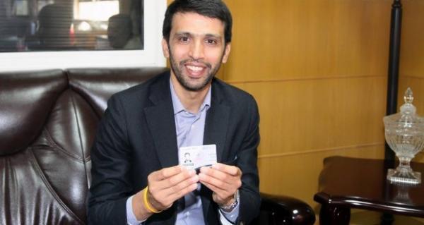 الكروج يؤكد رسميا ترشحه لرئاسة جامعة أم الرياضات
