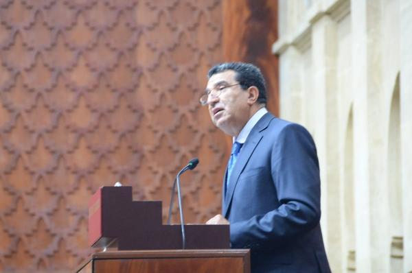 """النص الكامل لكلمة """"مبديع"""" أمام مجلس النواب بمناسبة ترسيم اللغة الأمازيغية وهذه النقاط الـ10 التي أكد عليها"""