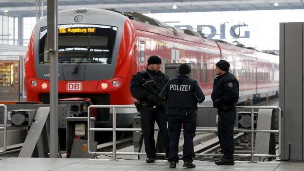الدنمارك: إخلاء القطار بسبب رزمة منسية