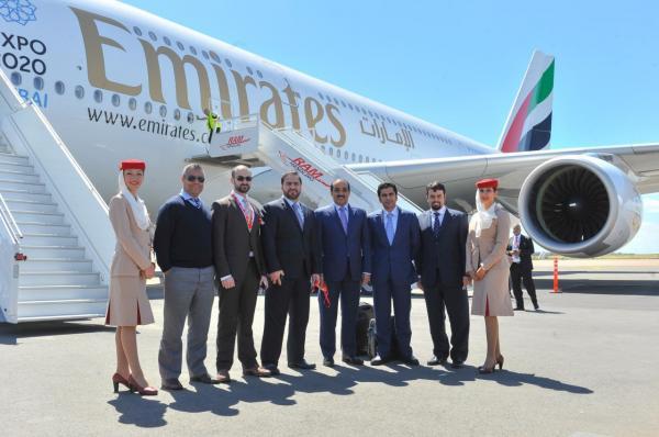 """من بينها المغرب .. """"طيران الإمارات"""" تستأنف رحلاتها إلى الدول العربية ابتداء من أول يوليوز المقبل"""