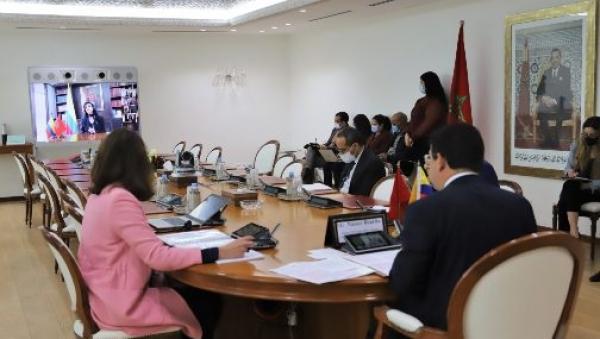 """وزارة الخارجية الكولومبية تصدم """"البوليساريو"""" بهذا التصريح"""