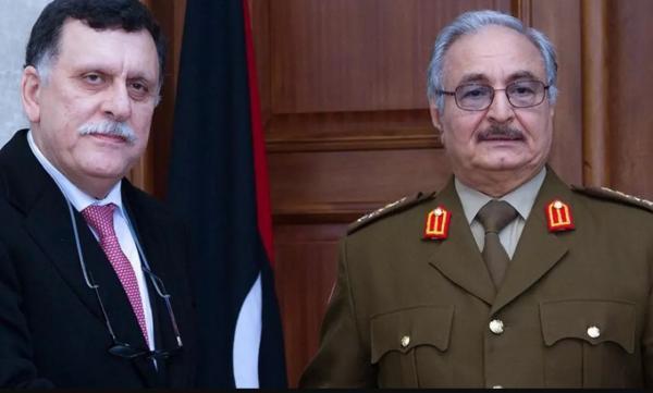 هل نقلت أحزاب سياسية مغربية متعارضة معارك حفتر والسراج من ليبيا للمغرب؟