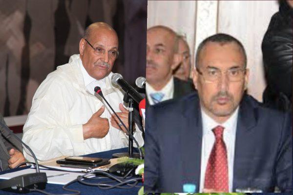 """""""حمدي ولد الرشيد"""" و""""الخطاط"""" يشجبان البروباغاندا التضليلية التي تقودها الجزائر و""""البوليساريو"""""""