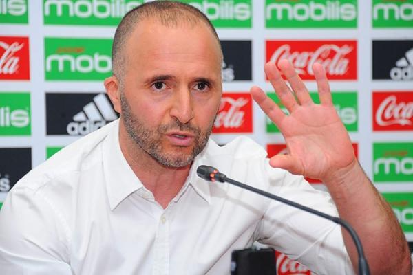 """""""بلماضي"""" يكشف حقيقة انضمام نجل زيدان إلى منتخب الجزائر"""
