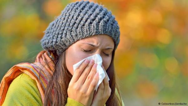 أمراض تتشابه بعض أعراضها مع أعراض البرد