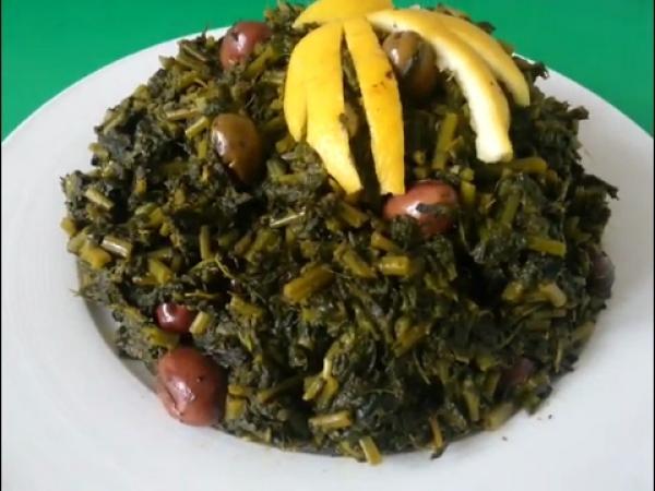 طبق البقولة المغربي
