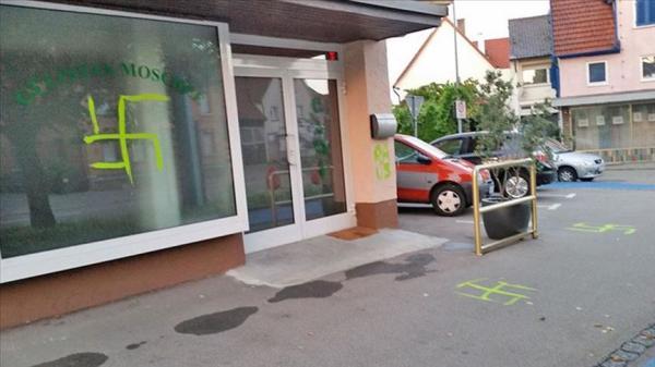 هجوم اَخر استهدف مقهى لتدخين النرجيلة بألمانيا