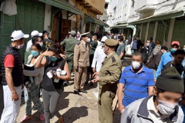 كورونا المغرب بين حظر التجوال وسياسة مناعة القطيع المرعبة