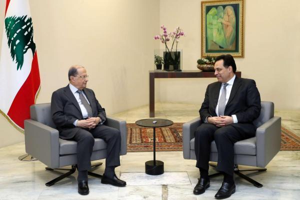 لبنان: تشكيل حكومة جديدة مكونة من 20 وزيرا