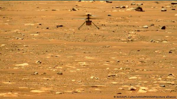 """تمديد رحلة """"إنجينيويتي"""" التاريخية شهراً على المريخ وسط مخاطر"""