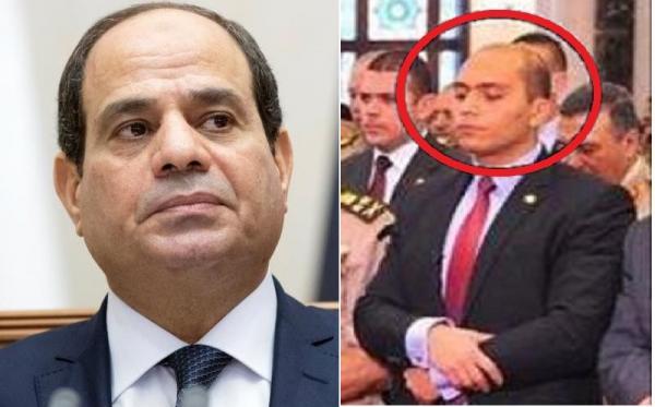 """""""صراع العروش"""" في نسخته المصرية...""""السيسي"""" يتخوف من نفوذ ابنه الضابط في الاستخبارات ويقدم على """"نفيه"""" إلى روسيا"""