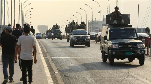 """العراق يستدعي الجيش لمحاربة """"كورونا"""""""