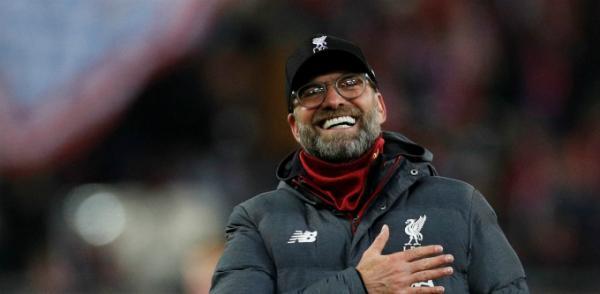 كلوب مستمر في تدريب ليفربول الإنجليزي حتى 2024