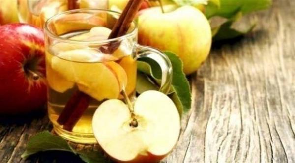شاي التفاح يساعد على تقوية المناعة