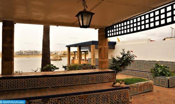 """""""جمعية فضاء الاوداية"""" تُثمن سير أشغال الترميم الجارية حاليا بالمقهى الموريسكي المتواجدة بالقصبة"""