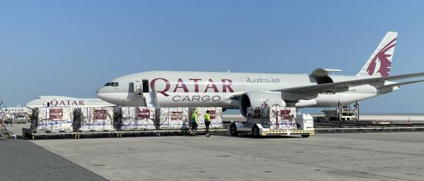 """قطر ترسل مساعدات طبية """"ضخمة"""" إلى إيطاليا ضمنها مستشفيين ميدانيين بسعة ألفي سرير"""