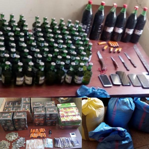 الشرطة القضائية تضرب بقوة وتطيح بـ5 متهمين مبحوث عنهم وطنيا بشبهة المخدرات وبيع الكحول