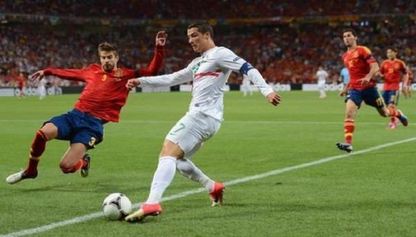 مباراة ودية بين إسبانيا والبرتغال قبل  انطلاق يورو 2020