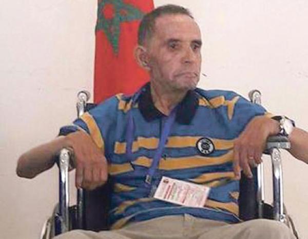 """قمة المعاناة...هكذا قضى الراحل """"أحمد الصعري"""" أشهره الأخيرة قبل وفاته"""