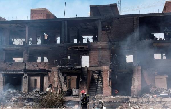 حريق مهول في مبنى بجزيرة إيبيزا الاسبانية يُسقط ثلاثة ضحايا مغاربة
