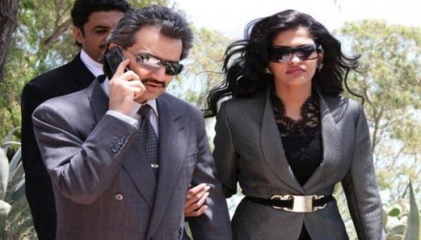"""تفاصيل عملية النصب """"المليونية"""" التي تعرضت لها زوجة الملياردير السعودي """"الوليد بن طلال"""""""