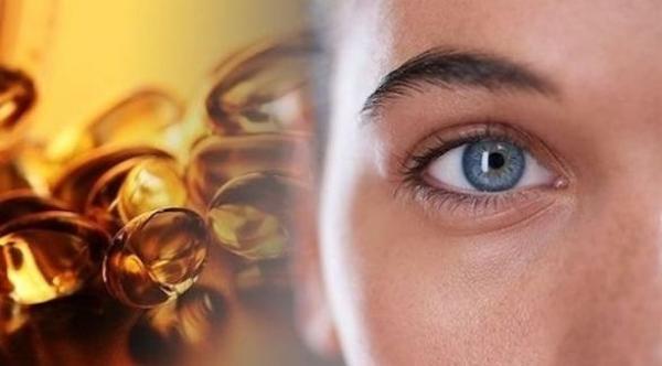 العناصر الغذائية والفيتامينات اللازمة للحفاظ على صحة البصر