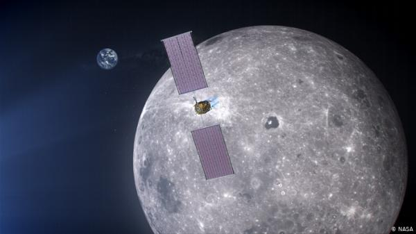 """هل تشهد الأعوام المقبلة عودة البشر إلى القمر عبر """"ناسا""""؟"""