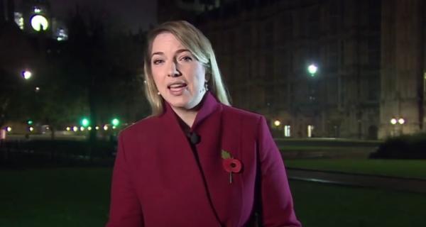 """بالفيديو: آهات نسائية تقطع بث قناة """"بي بي سي"""""""
