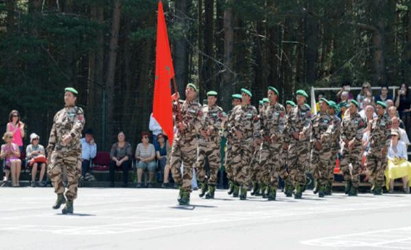 المغرب يحتل المرتبة 20 ضمن منافسات الألعاب العسكرية العالمية بالصين