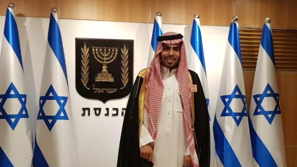 بالفيديو: سعودي يثير الجدل ويُعلن دعمه للاحتلال الإسرائيلي ضد غزة