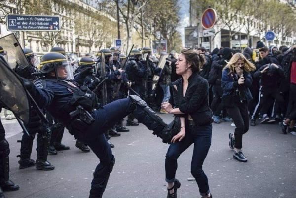 """من """"ماما"""" فرنسا...قدوة المسؤولين المغاربة"""