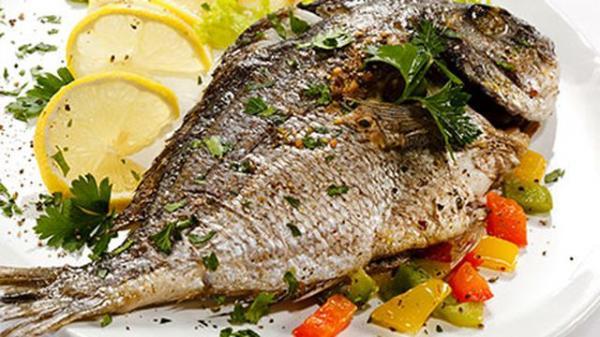 تتبيلة لذيذة جدا للسمك المشوي